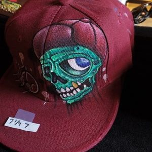 Other - Custom Design fitted hat